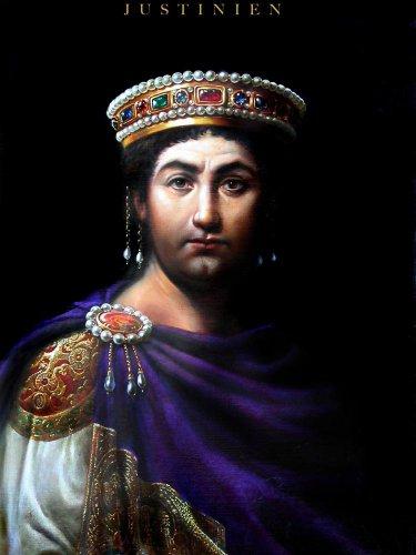 Nagy Szent I. Justinianus