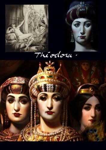Theodóra bizánci császárné